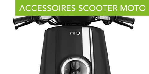 Accessoires Scooter Moto