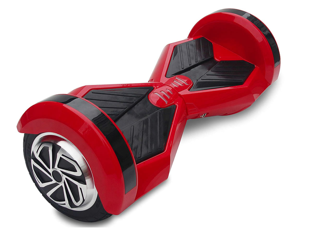 Hoverboard COLORWAY 8 pouces 700W rouge