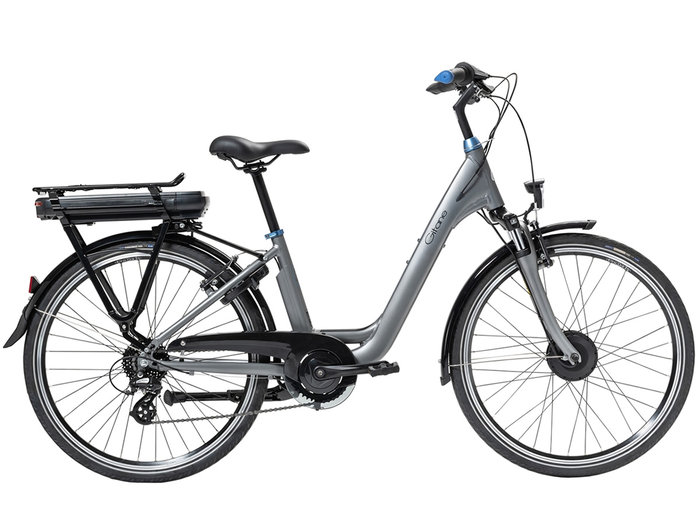 Gitane ORGAN'E-Bike Lady 28 Gris 400Wh 2021