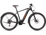 Cube Nature Hybrid ONE 625 Allroad black´n´red 2021 T.62 cm / XL