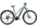 Cube Nature Hybrid ONE 500 Allroad green´n´sharpgreen 2021 T.Trapeze 54 cm / M