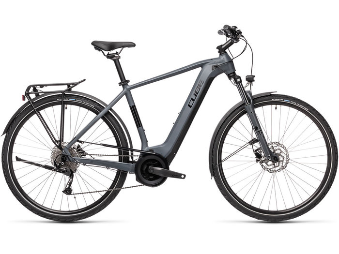 Cube Touring Hybrid ONE 500 grey´n´black 2021 T.62 cm / XL