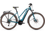 Cube Touring Hybrid ONE 500 blue´n´green 2021 T.Trapeze 54 cm / M