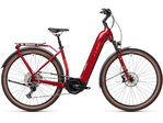 Cube Touring Hybrid EXC 500 red´n´grey 2021 T.Easy Entry 58 cm / L