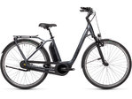 Cube Town RT Hybrid EXC 500 iridium´n´black 2021 T.Easy Entry 58 cm / L