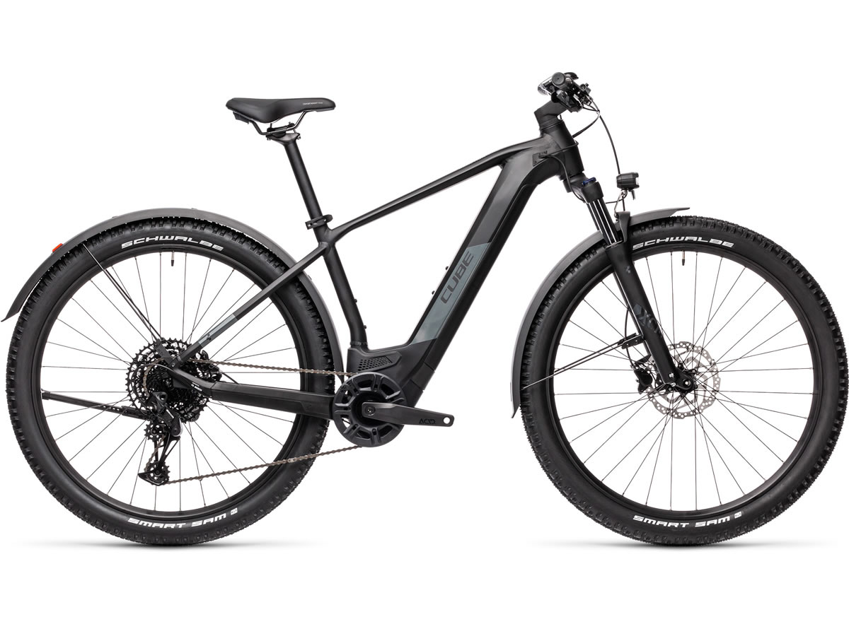 Cube Reaction Hybrid Pro 500 29 Allroad black´n´grey 2021 T.23