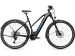 Cube Cross Hybrid Race 625 Allroad black´n´blue 2021 T.Trapeze 54 cm / M