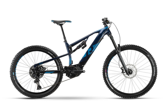 RAYMON TrailRay E 9.0 Deep Blue/Darkblue 2021 L